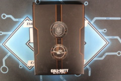 Call of Duty: Black Ops II Hardened Edition Challenge Coins