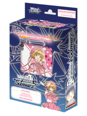 Trial Deck+ Cardcaptor Sakura : Clear Card