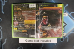 Mortal kombat: Deception (Kollector's Edition) Mileena Version - Case