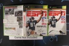 ESPN NFL 2K5 - Case