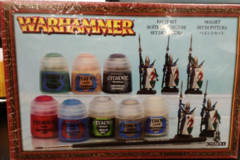 Warhammer Fantasy Pain Set 5x High Elf Lothern Sea Guard 60-10