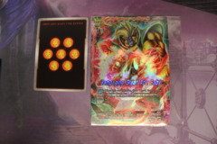 DBS TCG Colossal Warfare Oversized Jumbo Buy a Box Leader, Baby