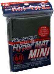 KMC Hyper MAT Mini - Green 62x89mm 60pcs.