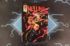 Hellina: Taking Back the Night #1