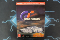 Gran Turismo Prima Official Strategy Guide