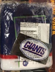 NY Giants 2019 Season Ticketholder Package (Throw Blanket, Car & Schedule Magnets) SEALED