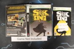 Sneak King - Case