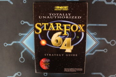Starfox 64: Bradygames Totally Unauthorized Strategy Guide