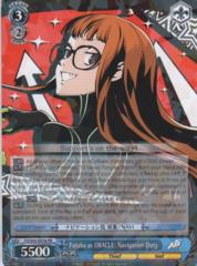 Futaba as ORACLE: Navigation Duty P5/S45-E076 RR