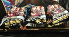 3x Packs of Guardians of the Galaxy Vol.2 Heroclix Gravity Feed Pack