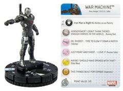 War Machine - #004