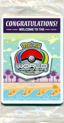 2017 Pokemon World Championship Champions Festival Sealed Pack SM78