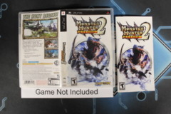 Monster Hunter 2: Freedom - Case