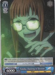 Futaba: Hacking in Session P5/S45-E