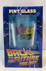 Diamond Select Toys - Back to the Future 2: Cafe '80s Logo Pint Glass