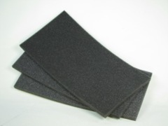 3 Foam Toppers Kit for the Flames of War Army Kit Bag (BFM)