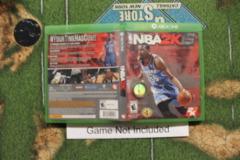NBA 2K15 - Case