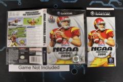NCAA Football 2004 - Case