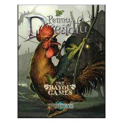 Through the Breach RPG: Penny Dreadful - Into the Bayou