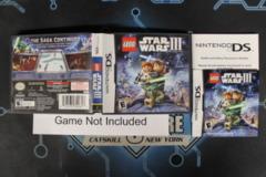 Lego Star Wars III - Case