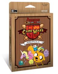 Adventure Time Card Wars: Hero Pack #1
