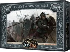 A Song of Ice & Fire: Tully Sworn Shields SIF105
