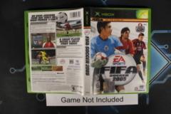 FIFA Soccer 2005 - Case