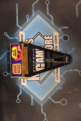 Accessory: Gold Game Genie - Video Game Enhancer (Model # 7356)