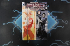 Star Trek the Next Generation Mirror Broken #3a (2017)