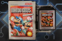 Mario Bros. with Instruction Manual