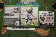 Madden NFL 15 - Case