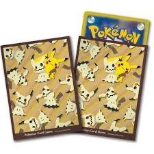 Pokemon Mimikyu & Pikachu Sleeves 64 Count