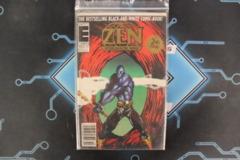 Zen Intergalactic Ninja #2