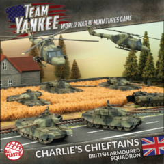 Charlie's Chieftains British Armoured Squadron (TBRAB1)