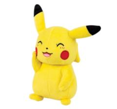 Pikachu Blush Tomy Plush