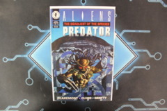 Aliens // Predator: The Deadliest of the Species #1