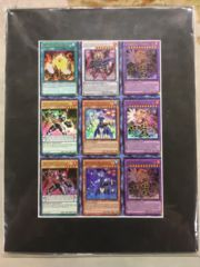 Yu-Gi-Oh Clash of Rebellions Ultra Rare Uncut Sheets