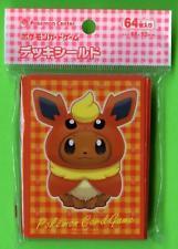 Pokemon Center Pretend Eevee Cosplay (Flareon) Sleeves 64 Count
