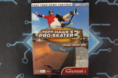 Tony Hawk's Pro Skater 3 Bradygames Official Strategy Guide (PS2)