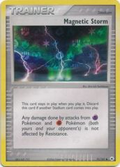 Magnetic Storm - 91/101 - Uncommon - Reverse Holo