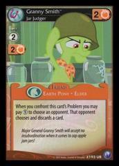 Granny Smith, Jar Judger - 193