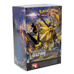 Sun & Moon: Ultra Prism Prerelease Kit