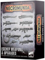 Necromunda: Escher Weapons and Upgrades ( 300-74 )