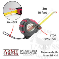 Army Painter Rangefinder Tape Measure (TL5047)