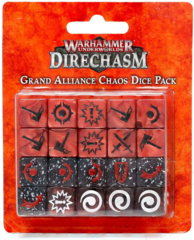 Direchasm: Grand Alliance Chaos Dice Pack ( 110-10 )