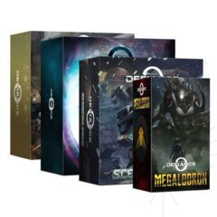 Infinity Defiance - Deluxe Bundle (Limited)