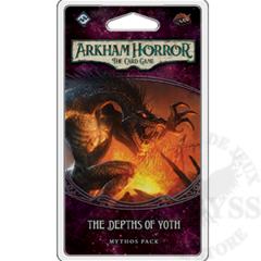 Arkham Horror LCG - The Depths of Yoth Mythos Pack