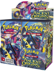 XY Ancient Origins Booster Box