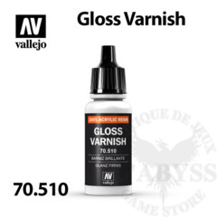 Vallejo Gloss Varnish 17 ml - Val70510