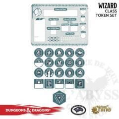 D&D: Token Set - Wizard